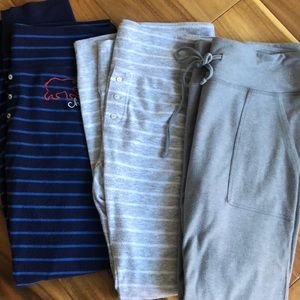 Aerie Fleece Leggings Pajamas